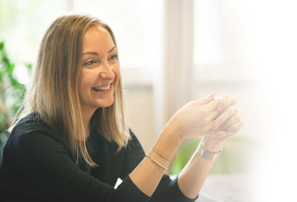 Innovation Consultant Astrid Snippe